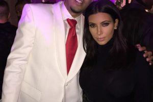 French Montana y Kim Kardashian Foto:Instagram @frenchmontana. Imagen Por: