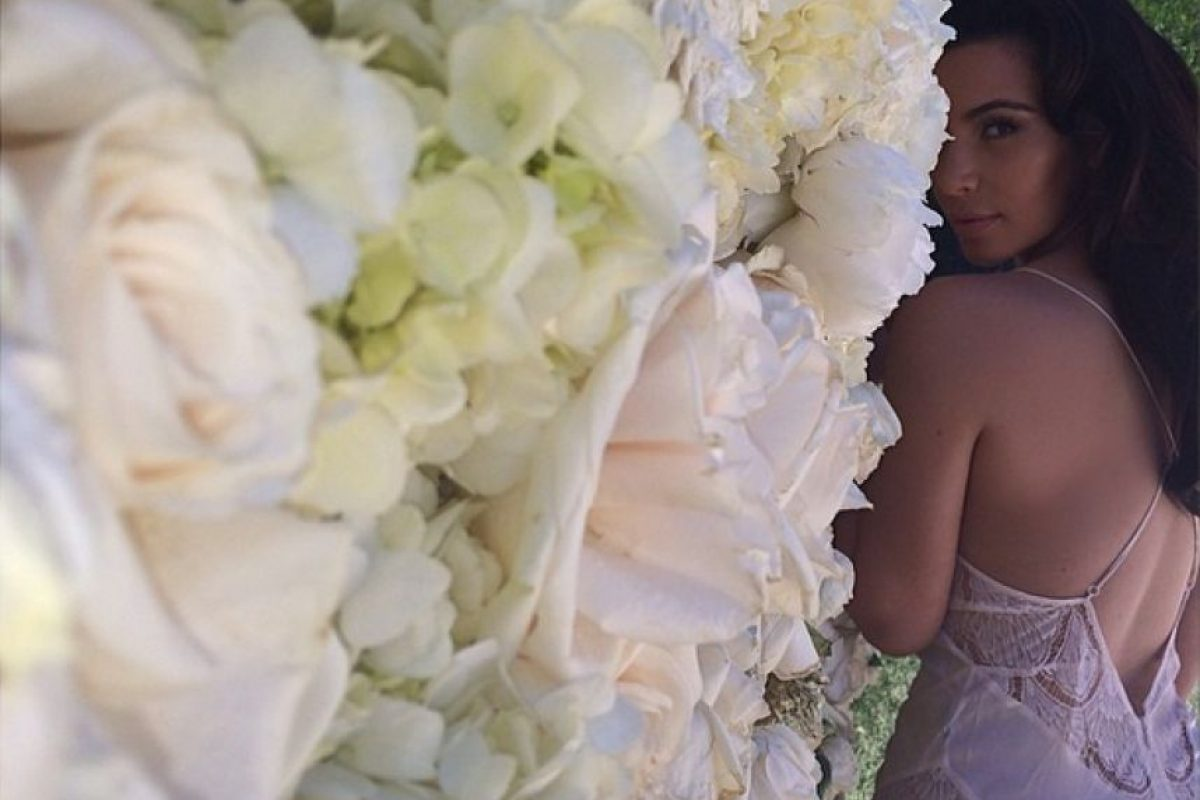 Tiene la atención de prensa Foto:Instagram @kimkardashian. Imagen Por:
