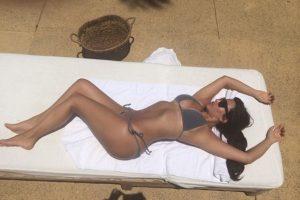 Su hija tiene 16 meses Foto:Instagram @kimkardashian. Imagen Por: