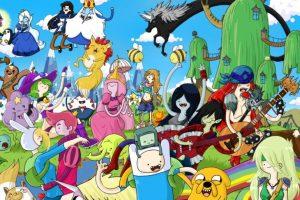 Allí Finn y Jake deben seguir con sus aventuras, pero ahora enfrentando a criaturas no tan amigables Foto:Cartoon Network. Imagen Por: