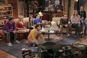 """Solo se escuchaba su voz Foto:Facebook """"The Big Bang Theory"""". Imagen Por:"""