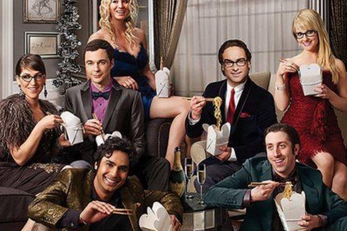 """Falleció a los 62 años de edad Foto:Facebook """"The Big Bang Theory"""". Imagen Por:"""
