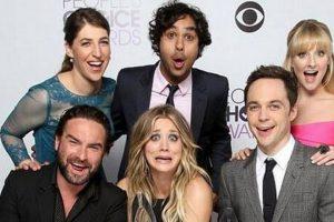 """Nunca vimos su rostro Foto:Facebook """"The Big Bang Theory"""". Imagen Por:"""