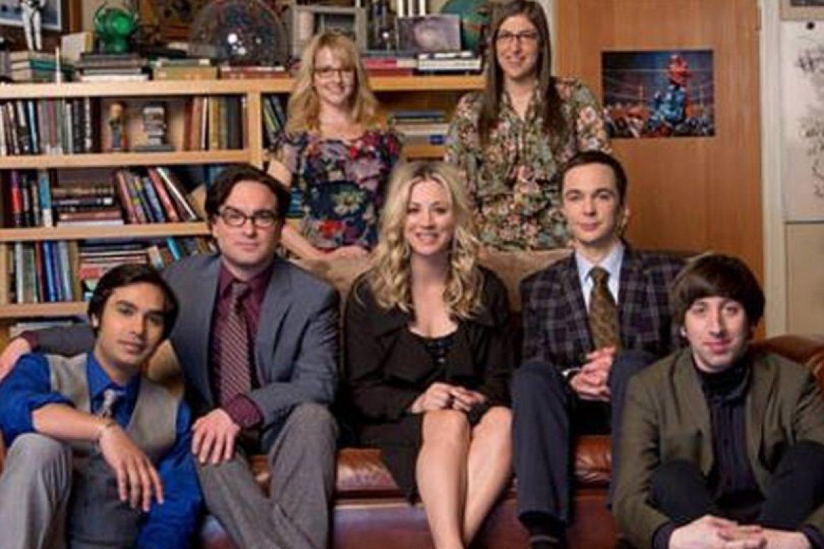 """Era la voz de la """"señora Wolowitz"""" Foto:Facebook """"The Big Bang Theory"""". Imagen Por:"""