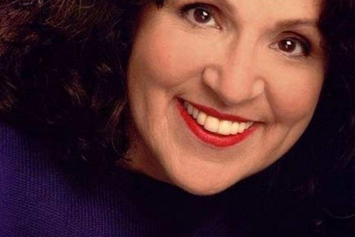 Carol Ann Susi Foto:IMDb. Imagen Por: