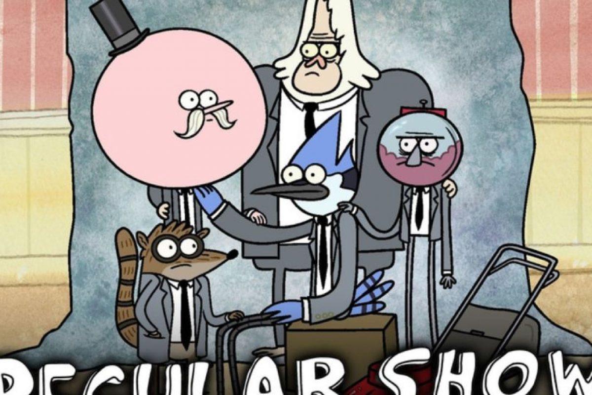 También dan muchas referencias a la cultura pop. Foto:Cartoon Network. Imagen Por: