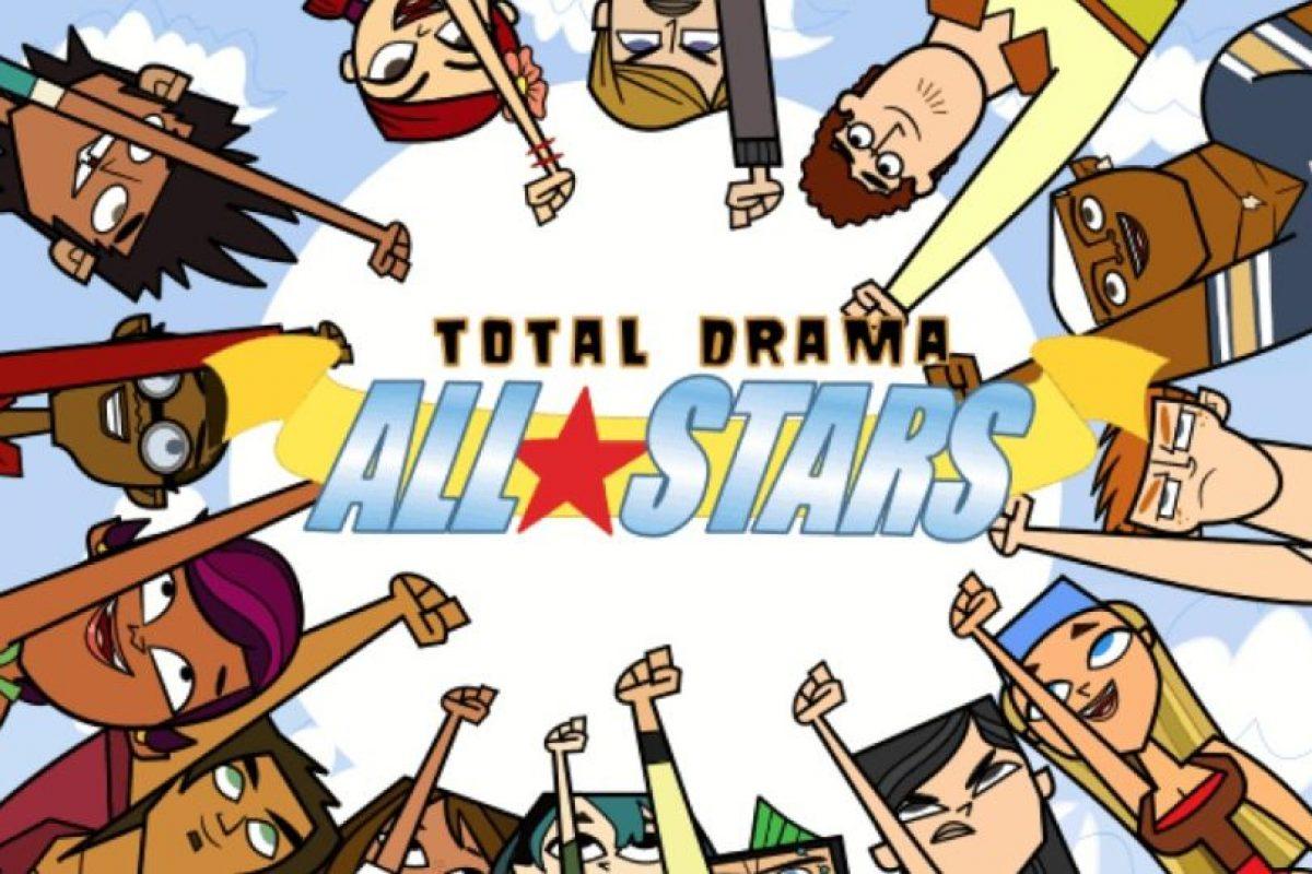 """""""Drama Total"""" es una parodia absurda y ácida de los realitys de sobrevivencia Foto:Cartoon Network. Imagen Por:"""