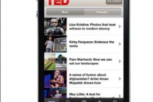 1. TED- Esta aplicación les permite ver conferencia de TED, la organización sin fines de lucro que convoca a personas influyentes en diversas áreas con el propósito de que ofrezcan charlas. El app cuenta con más de mil 700 videos, disponibles con subtítulos en más de 90 idiomas. La aplicación está disponible para Android y para IOS. Foto:Captura de pantalla blog.ted.com. Imagen Por: