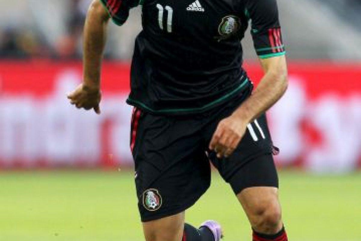 Carlos Vela (México) Foto:Getty Images. Imagen Por: