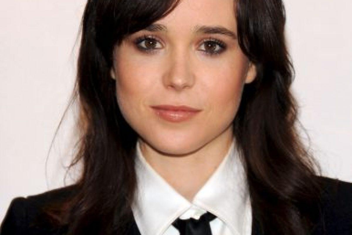 Ellen Page Foto:Getty Images. Imagen Por: