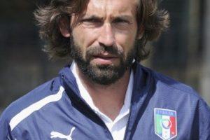 Andrea Pirlo (Italia) Foto:Getty Images. Imagen Por:
