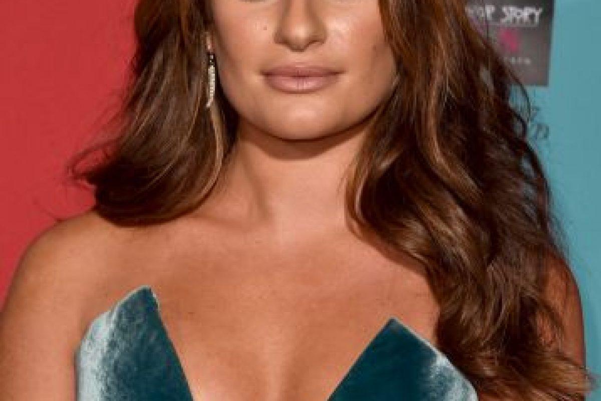 Lea Michele Foto:Getty Images. Imagen Por: