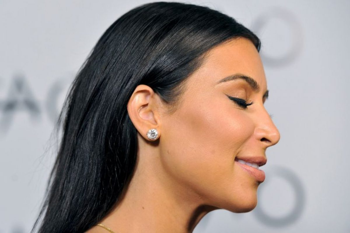"En diciembre de 2007, Kardashian posó desnuda para ""Playboy"" Foto:Getty Images. Imagen Por:"