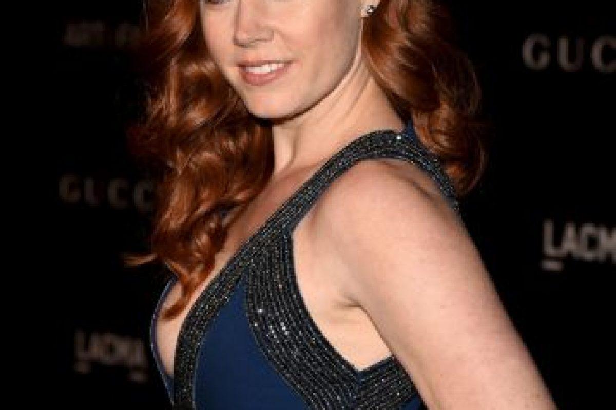 Amy Adams Foto:Getty Images. Imagen Por:
