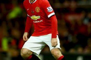 Wayne Rooney, el símbolo de la Selección de Inglaterra y el Manchester United Foto:Getty. Imagen Por:
