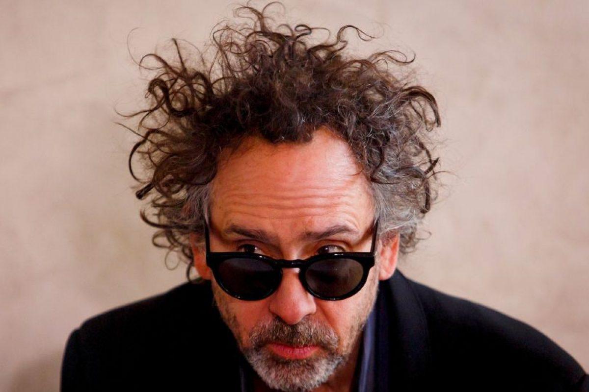 Tim Burton Foto:Getty Images. Imagen Por: