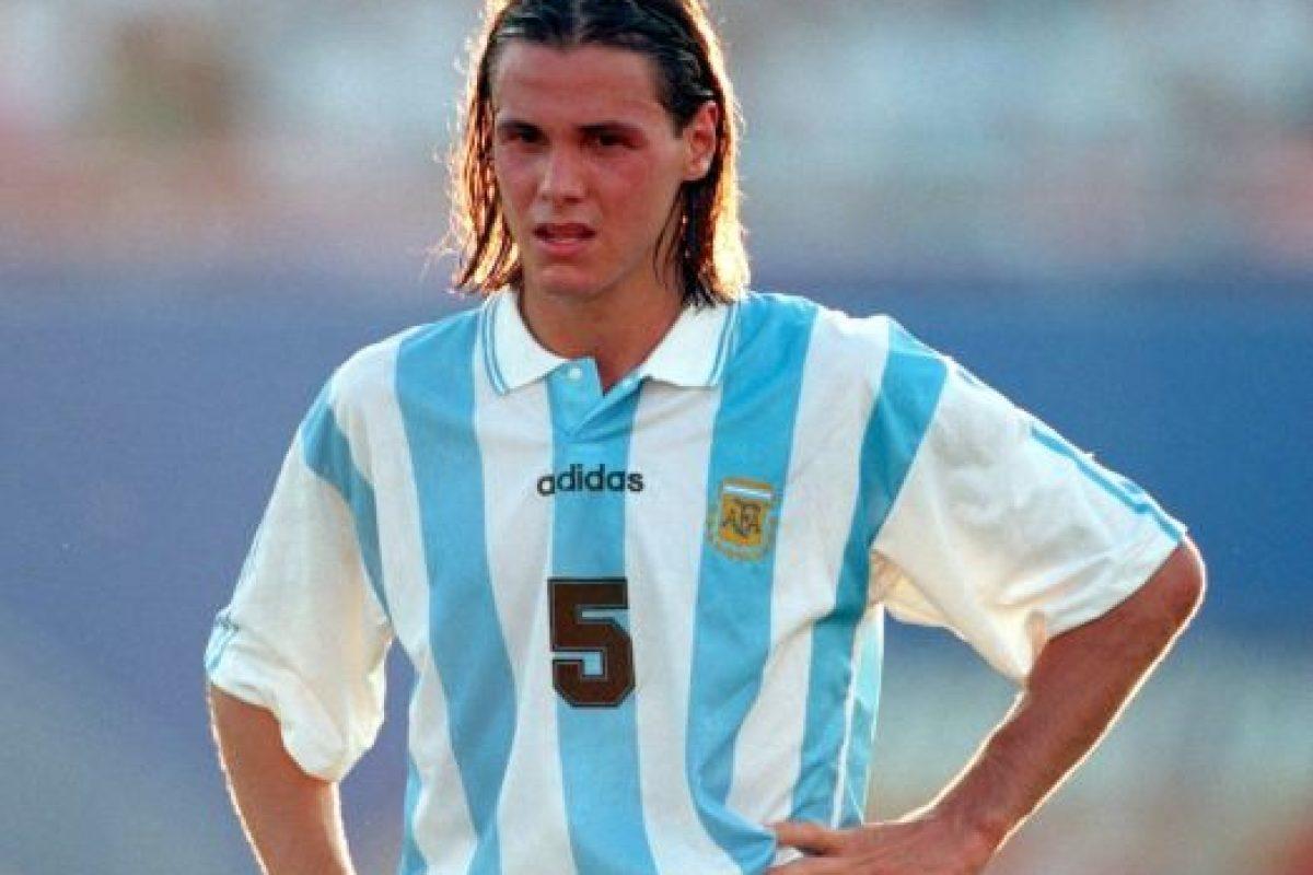 Fernando Redondo (Argentina) Foto:Getty Images. Imagen Por:
