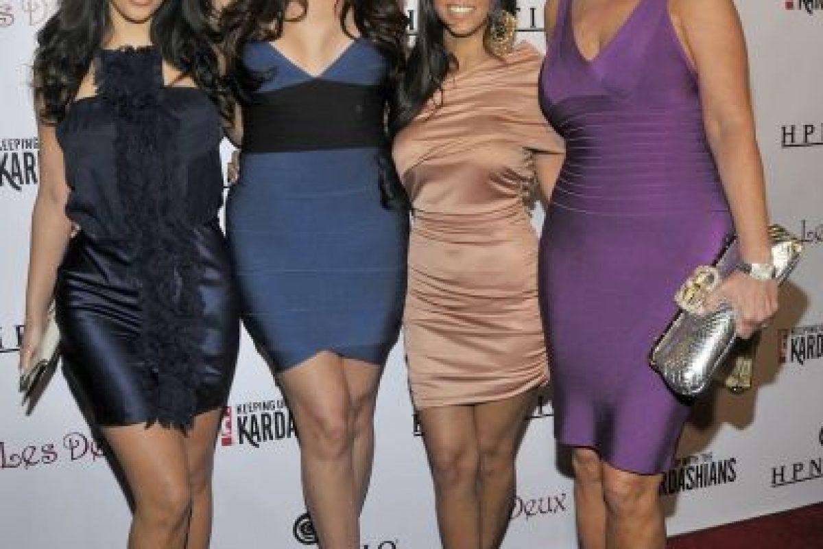 La familia Kardashian siempre está envuelta en la polémica Foto:Getty Images. Imagen Por: