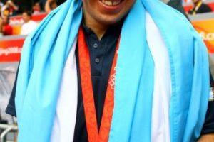 """Después del Mundial 2006, Juan Román renunció a """"la Albiceleste"""" por las críticas en su contra. Regresó en 2007 y los Juegos Olímpicos 2008, pero no ha vuelto a jugar con el combinado sudamericano. Foto:Getty Images. Imagen Por:"""