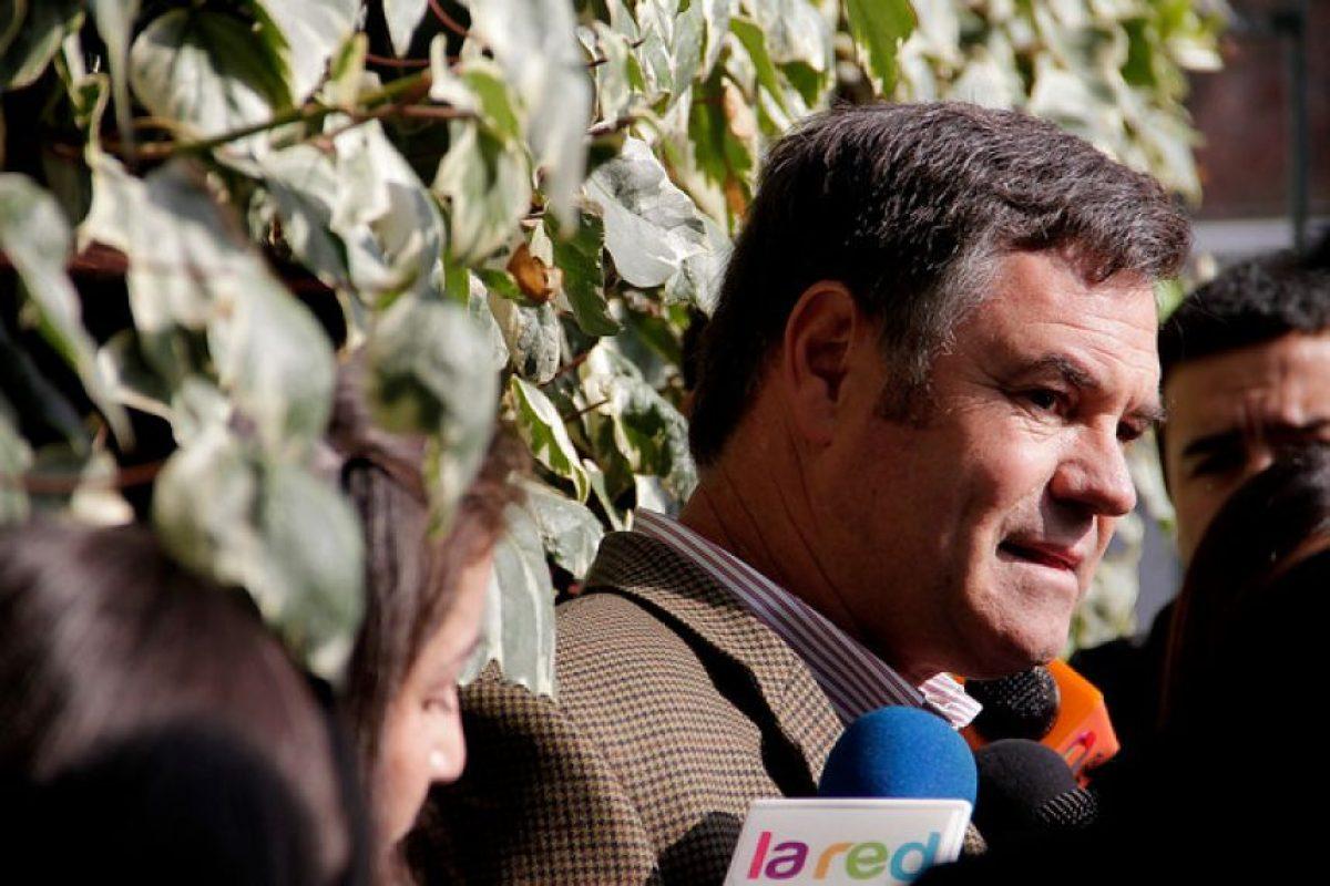 El senador RN, Manuel José Ossandon, se reunirá la próxima semana con los integrantes de la comisión, quienes esperan también les de su apoyo. Foto:Agencia UNO. Imagen Por:
