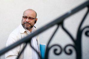 Rolando Jiménez, líder del Movilh. Foto:Agencia UNO. Imagen Por: