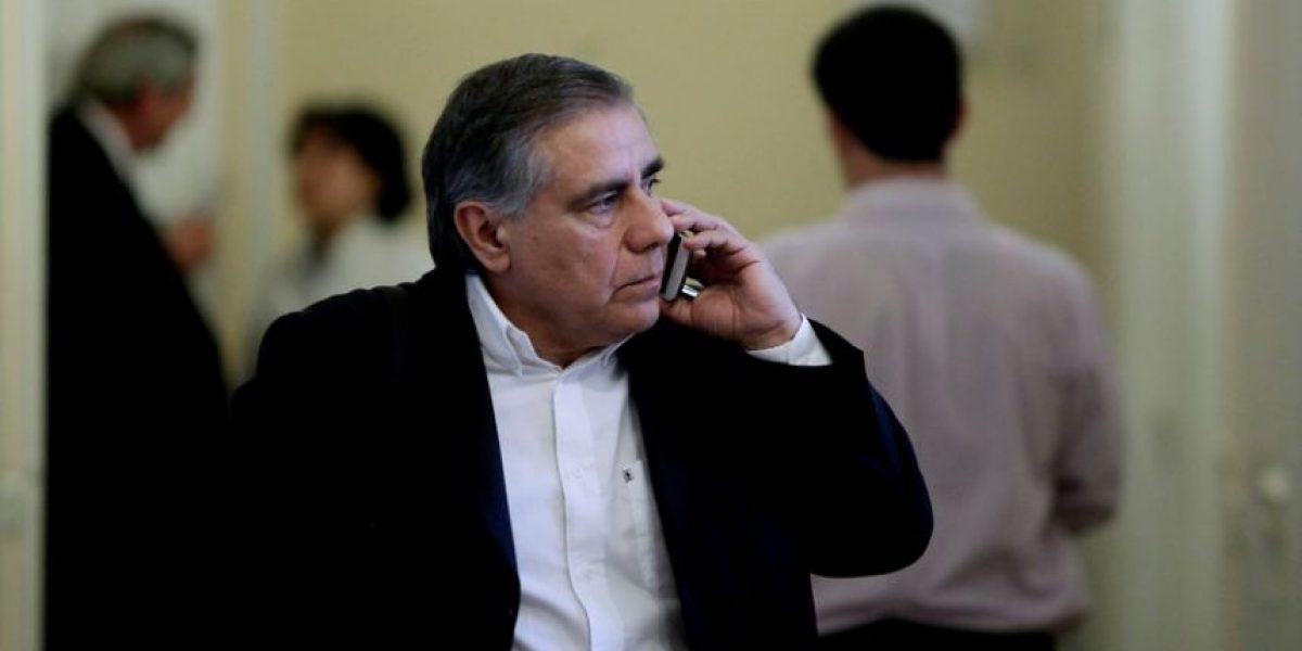 Juan Andrés Lagos ofreció disculpas públicas por dichos en contra de José Antonio Kast