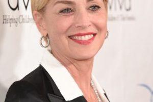La actriz y conductora nació el 10 de marzo de 1958 Foto:Getty Images. Imagen Por: