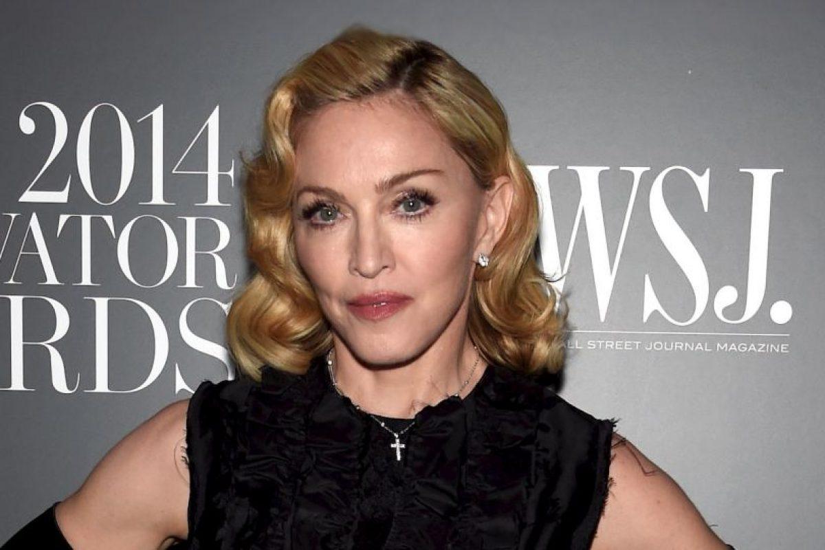Madonna nació el 16 de agosto de 1958 Foto:Getty Images. Imagen Por: