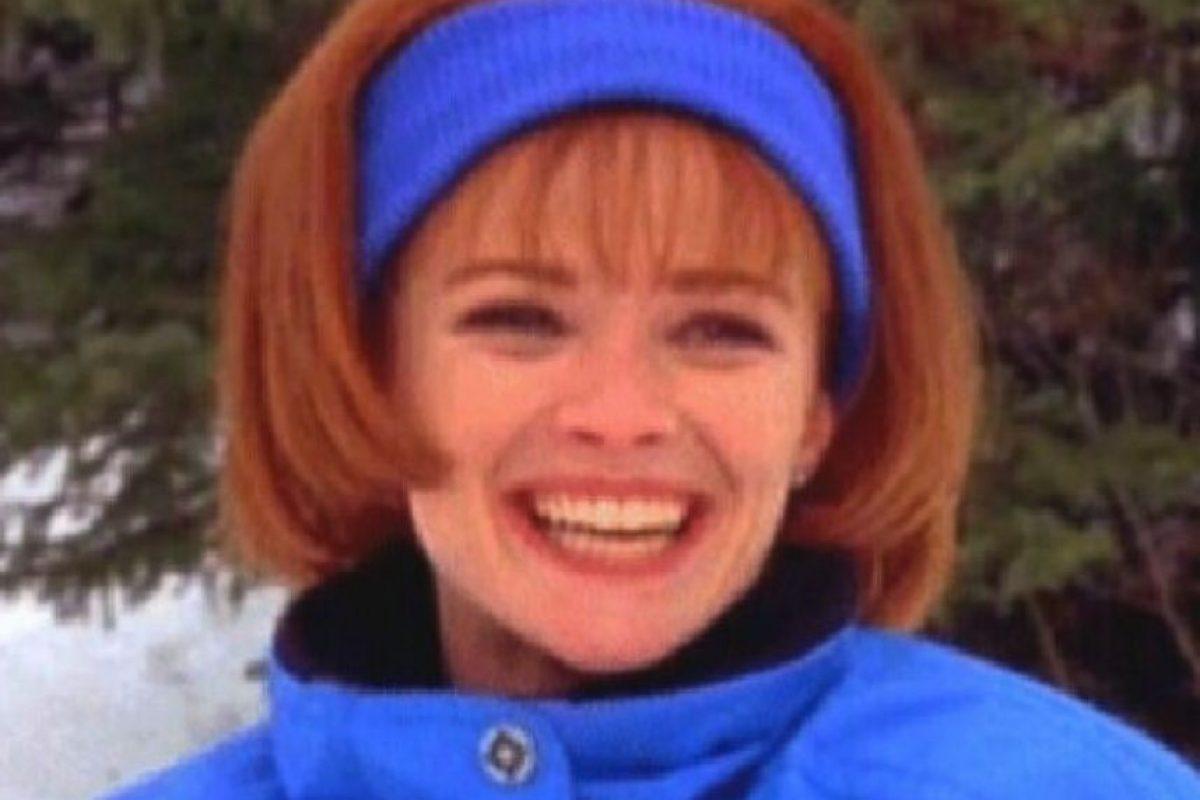 La actriz desempeñó el papel de Mary Swanson, una mujer adinerada que conquista el corazón de Lloyd Foto:Twitter. Imagen Por: