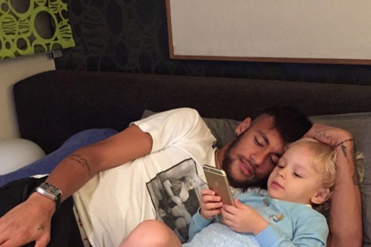 Así se divierte Neymar en sus redes sociales Foto:Instagram: @neymarjr. Imagen Por: