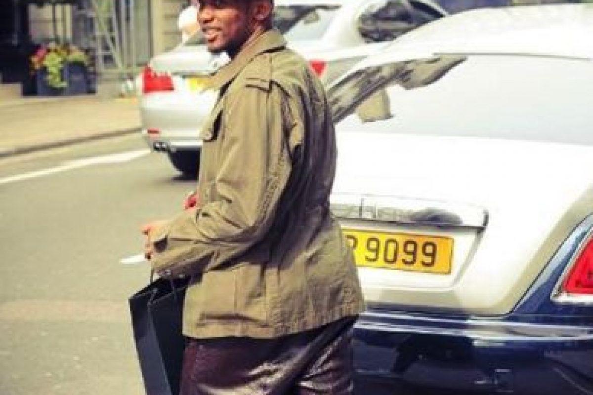 El camerunés Samuel Eto'o portó el famosos sombrero de Pharrell Foto:Instagram: @setoo9. Imagen Por: