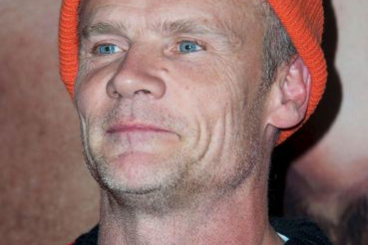 Se parece a Flea, bajista de los Red Hot Chili Peppers Foto:Getty. Imagen Por: