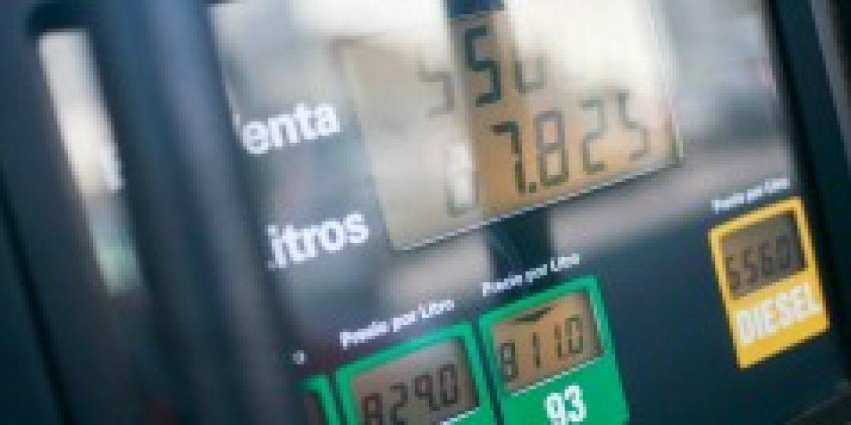 Gasolina de 97 octanos baja más de 13 pesos por litro este jueves