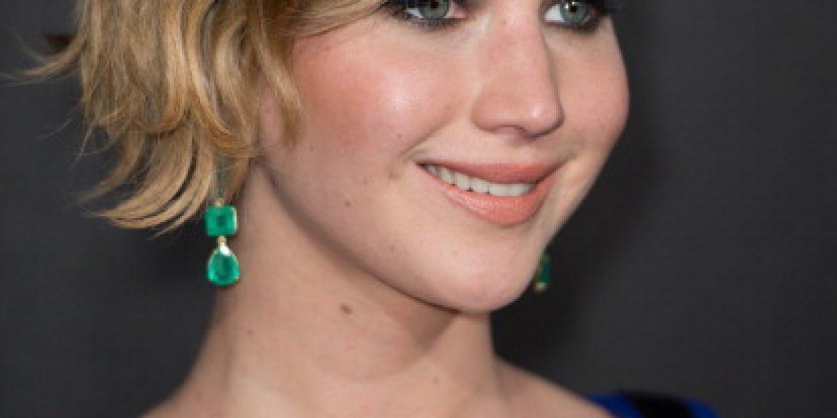 Los looks de Jennifer Lawrence a través del tiempo