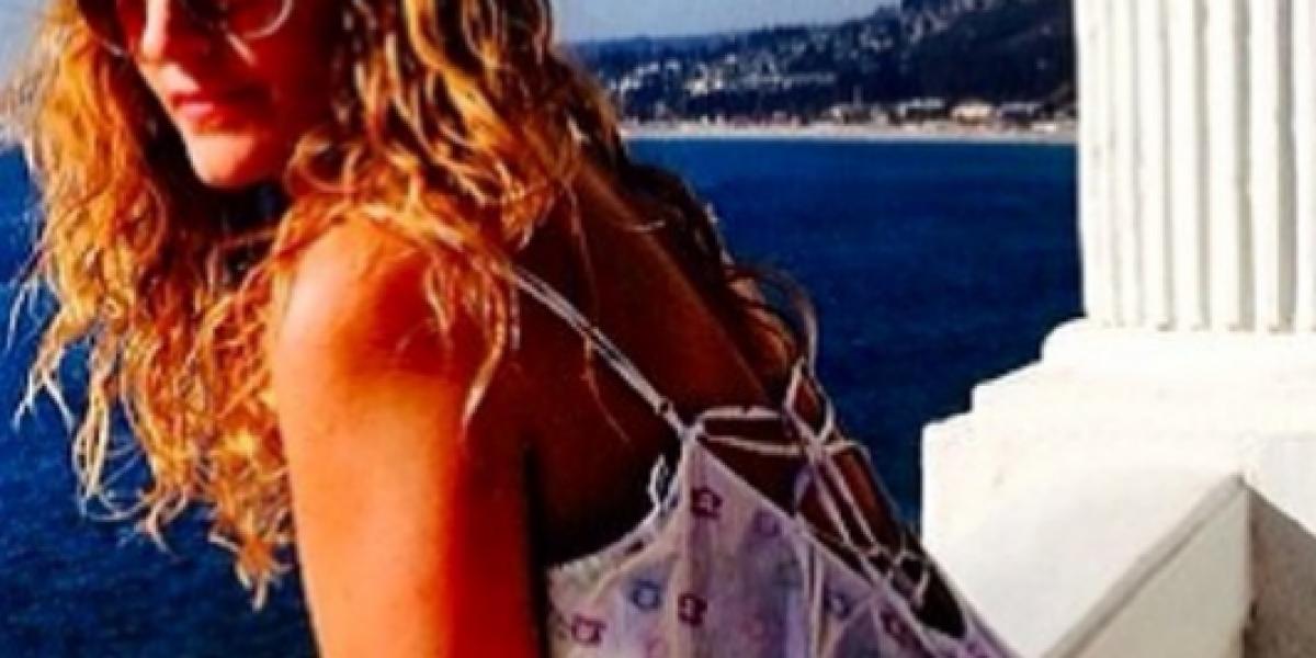 La desnudez total de Cata Pulido en redes sociales