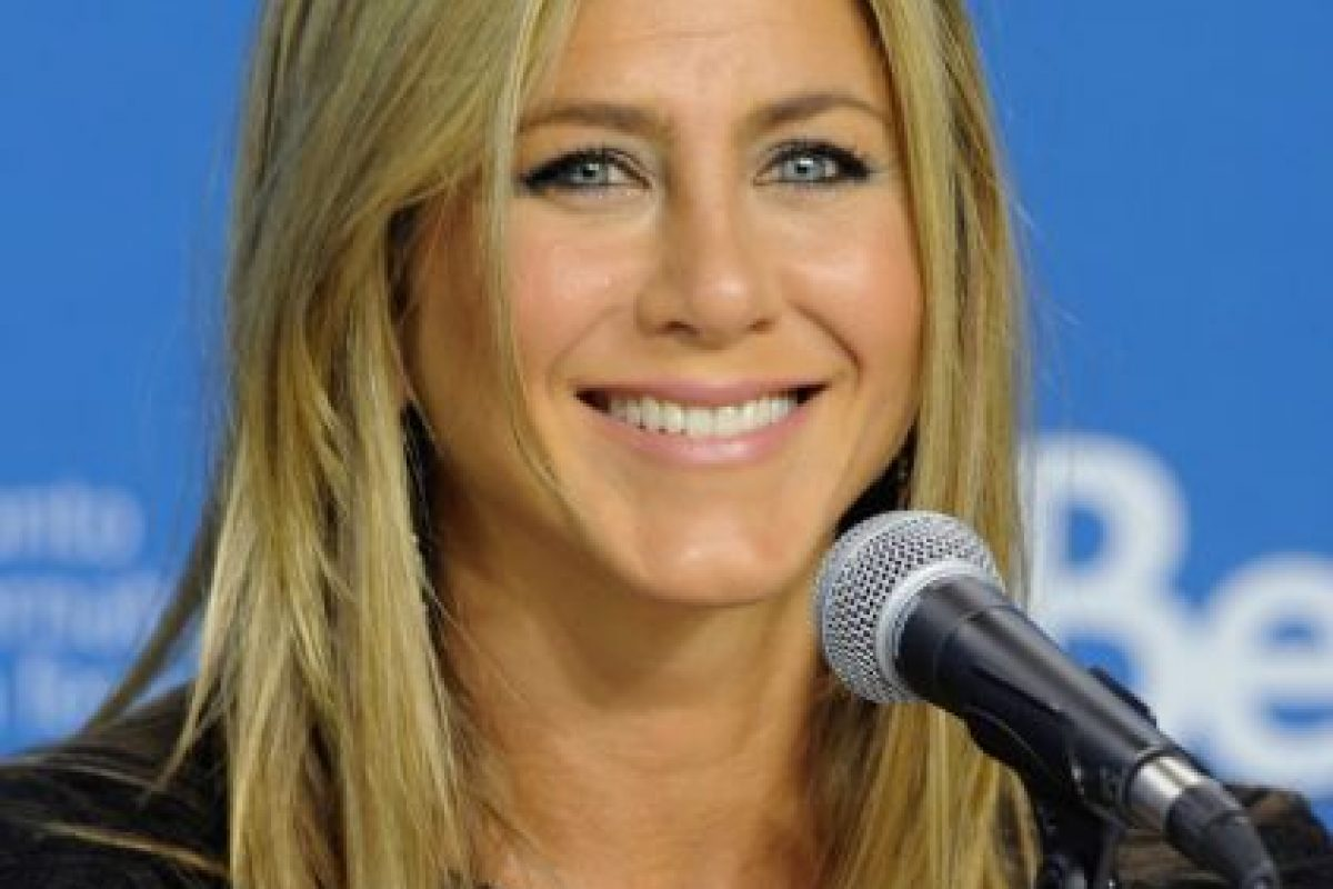 Jennifer Aniston Foto:  Getty. Imagen Por: