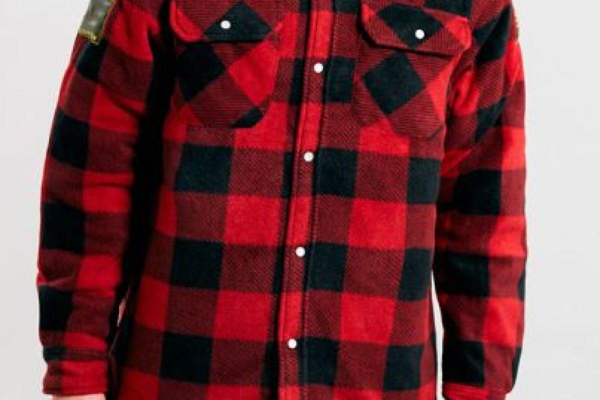 "Lumbersexual. Del famoso término de moda ""lumber jacket"" Foto:Pinterest. Imagen Por:"