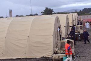 Así se vive el día a día en Monrovía, la capital del afectado país Foto:AP. Imagen Por: