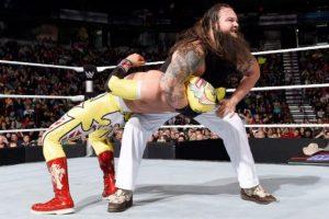 El misterioso rudo se llama Windham Lawrence Rotunda Foto:WWE. Imagen Por: