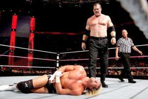 Kane en la realidad es Glen Thomas Jacobs Foto:WWE. Imagen Por: