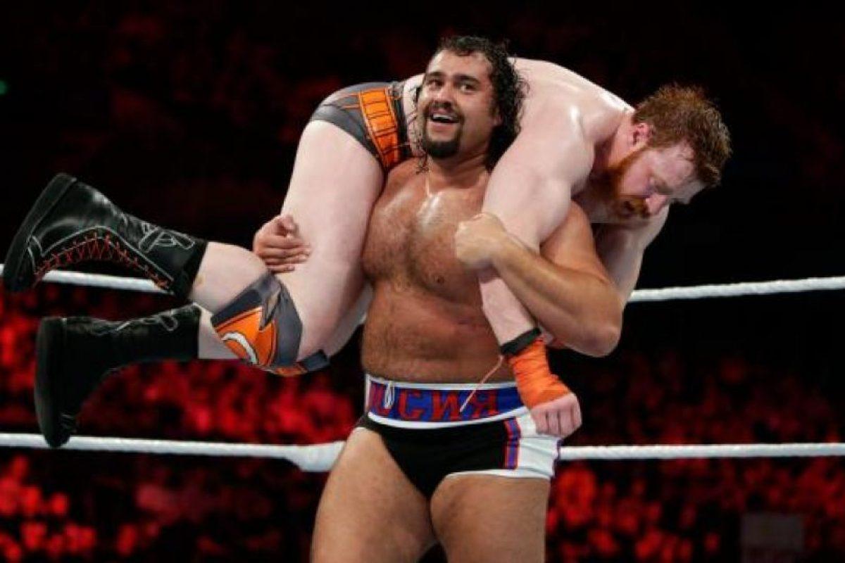 Rusev Foto:WWE. Imagen Por: