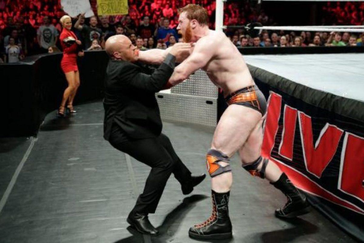 Sheamus Foto:WWE. Imagen Por: