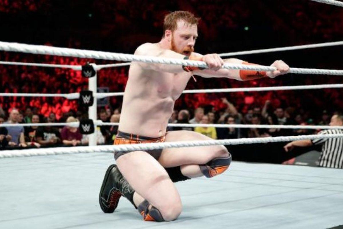 El Guerrero celta es llamado Stephen Farrelly Foto:WWE. Imagen Por: