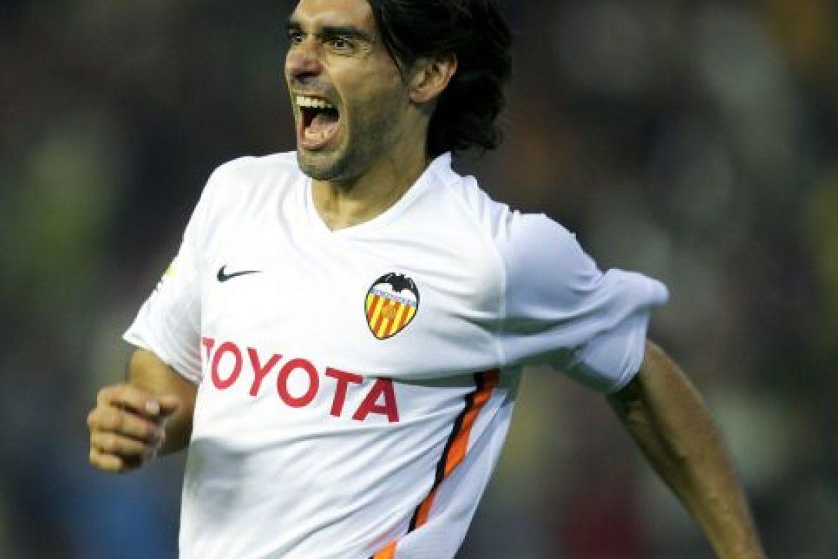 El ex futbolista argentino Roberto Ayala Foto:Getty. Imagen Por: