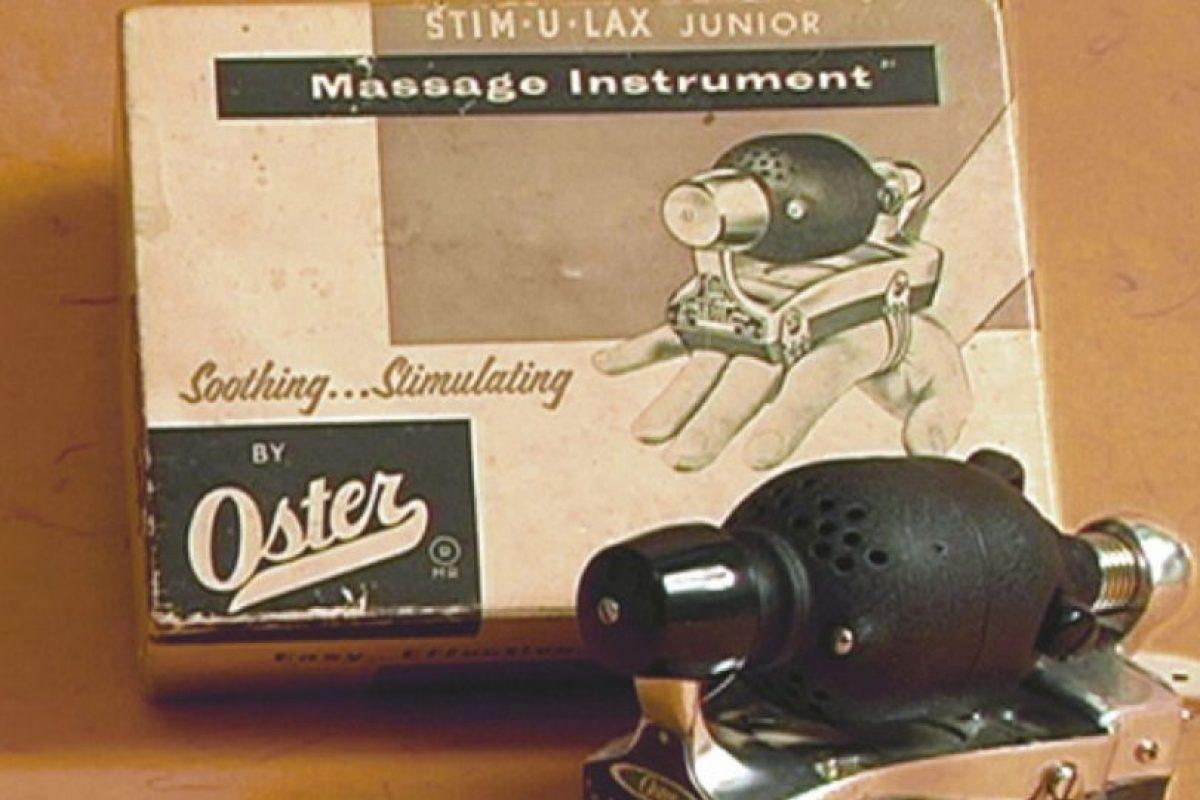 Supuestamente era usado para masajear la nuca. Pero también es probable que lo usaran para otras cosas. Foto:Gurl. Imagen Por: