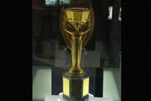 La Copa Jules Rimet jamás apareció Foto:Wikipedia. Imagen Por: