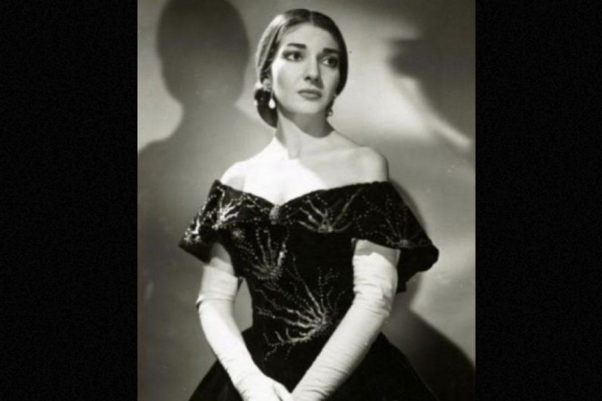 También el de María Callas Foto:Wikipedia. Imagen Por: