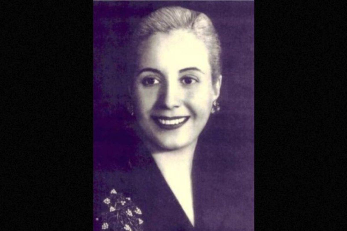 La misma suerte corrió el de Eva Perón Foto:Wikipedia. Imagen Por: