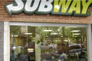 Un hombre asaltó a Subway porque su dieta de sandwiches no funcionaba Foto:Getty. Imagen Por: