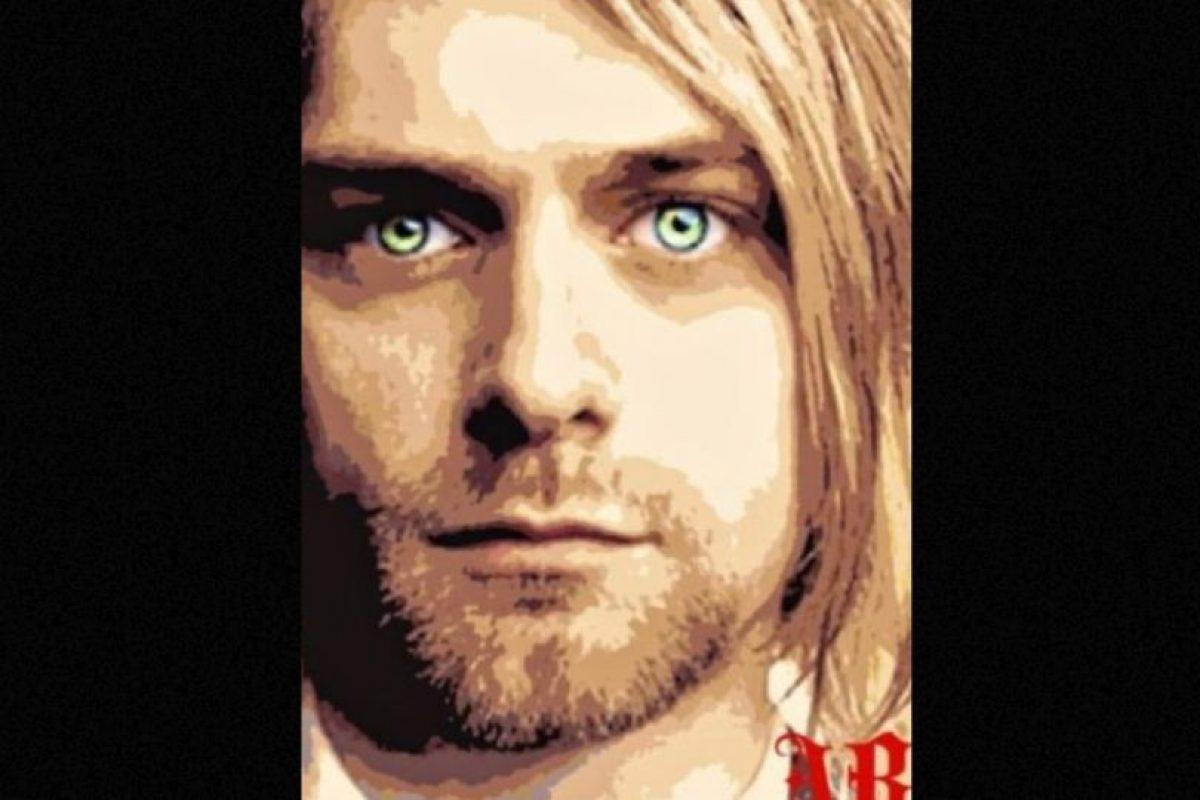 También las de Kurt Cobain Foto:Deviantart. Imagen Por: